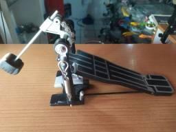 Pedal de bateria turbo play invertido