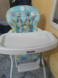 Título do anúncio: Cadeira de alimentação da marca Burigotto Merenda.