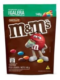 Confeitos M&M chocolate 148g