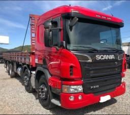 Scania P310 Bitruck carroceria 2013