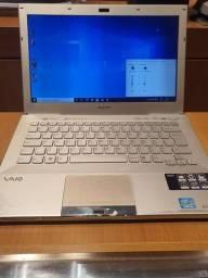 Notebook Sony Vaio i5 revisado