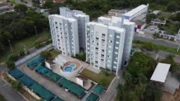 Apartamento com 2 dormitórios à venda, 65 m² por R$ 250.000,00 - Parque Universitário - Cu