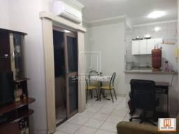 Apartamento à venda com 1 dormitórios em Jd macedo, Ribeirao preto cod:57566