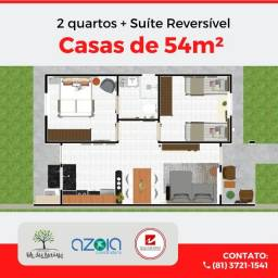 Residencial Baraúnas! O melhor preço de Caruaru!