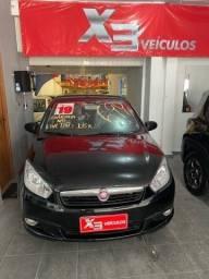 Fiat Grand Siena 2019 1.4 c/ apenas 16 mil KM rodados /único dono