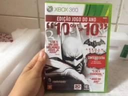 Batman: Arkham City - Edição Jogo do Ano - Xbox 360