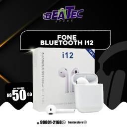Título do anúncio: Promoção Bluetooth I12 para iPhone e androide 4 últimos