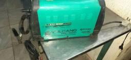 Vendo máquina de solda  vulcano
