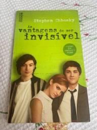 Livro Stephen Chbosky em perfeito estado !