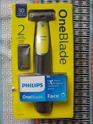Barbeador Philips One Blade semi-novo