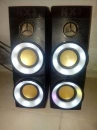 Caixa de som PHILIPS NX3