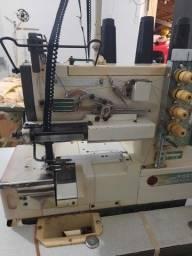Maquina de costura galoneira  bt  siruba modelo f