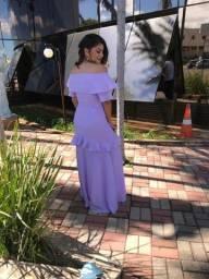 Vestido de festa/madrinha/convidada