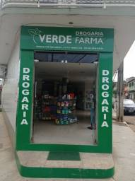 Drogaria/vendo/troco/