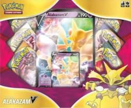 Box Pokemon Coleção Alakazam