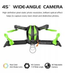 GW68 Mini Drone Dobrável - RTF - Verde