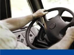 Motorista de caminhão - Entrega de material para construção