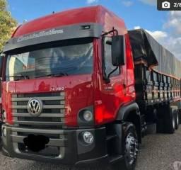 Vw 24280 Truck  Graneleiro 2012