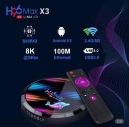 Tv box H96 Max X3.