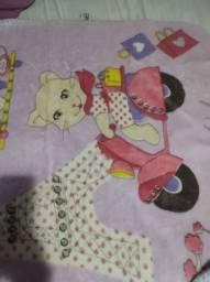 Título do anúncio: Cobertor BB