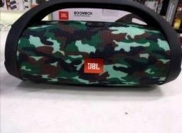 JBL bombox Bluetooth pendrive acustica prefeita