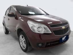 GM Chevrolet Agile 1.4 LTZ Vermelho 2012 Completo