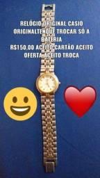Relógio original Casio