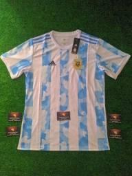 Camisa da Argentina 2021/2022