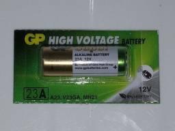 Bateria controle portão eletrônico