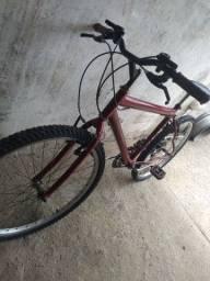 Vendo está linda bike aro 26 de marcha