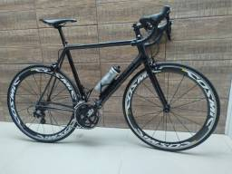 Título do anúncio: Cannondale speed supersix Full carbon 58