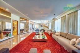 Casa com 5 dormitórios à venda, 1450 m² por R$ 6.500.000,00 - De Lourdes - Fortaleza/CE