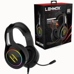 Fone de ouvido com microfone GT-F3 Lehmox