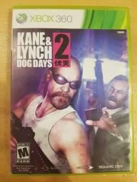 Kane e lynch 2 dog days para xbox 360