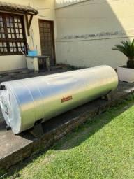 Boiler 500 litros - 220 w - Novo