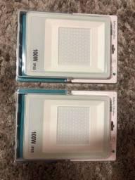 Título do anúncio: Refletor Ultrafino Led 100W Gaya