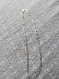 Cordão de prata top