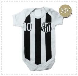 Macacão Baby Times de Futebol
