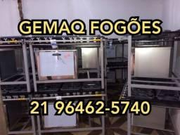FOGÃO INDUSTRIAL 6 BOCAS COM FORNO MARCA METALMAQ PRONTA ENTREGA DIRETO DE FABRICA