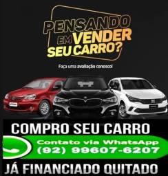 Título do anúncio: Compra se carro já financiado quitado á vista