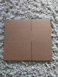 Título do anúncio: Caixa de papelão- 20x14x8- pacote com 20 unidades