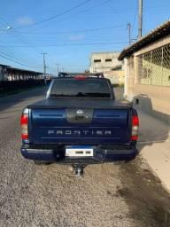Título do anúncio: Frontier Extra 4x4 diesel