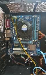 Computador Pc I5 8gb Hd 500gb Fonte 400w Windows 10 Original