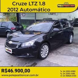 Cruzer LTZ 1.8 Automático 46.900