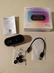 Fone de Ouvido Bluetooth Qcy T1C Original