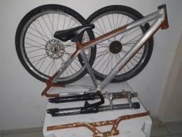 Vendo peças de Bicicleta aro 26
