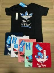 Título do anúncio: Camisa Masculino Adidas