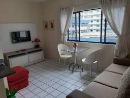 Alugo apartamento 1 quarto mobiliado bem localizado