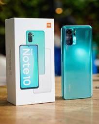 Xiaomi Redmi Note 10 5G 10X S/Juros 4GB 64GB 1 Ano de Garantia Nfc Snapdragon 765G