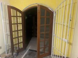 Grade de porta dupla com Arco.
